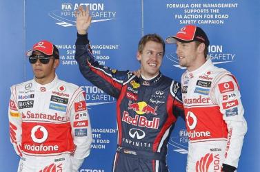 Jenson Buttont sokkolta, hogy Vettel távozik a Ferraritól