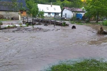 Júliusban 81 rendkívüli eseményt vettek nyilvántartásba, főleg árvizeket