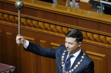Zelenszkij videóüzenetben követelte a Krím félsziget visszaszolgáltatását