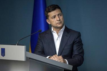 Zelenszkij nem zárja ki, hogyOroszország teljes körű háborút indítUkrajna ellen