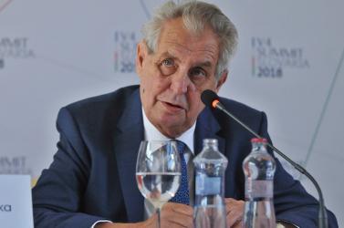 KórházbakerültMilošZeman cseh elnök, még az éjjel megműtötték!