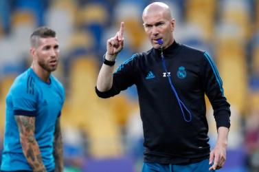 Zidane marasztalja Sergio Ramost a Real Madridnál
