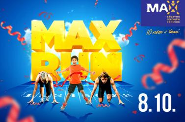 MAX RUN: Fussunk együtt Zsoltért, aki nem futhat!