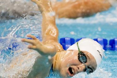 Paralimpia 2020: Megvan azelső magyar éremgyorsúszásban