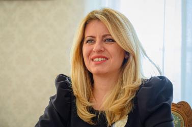 Čaputová: 2020 legyen a valóra vált lehetőségek éve