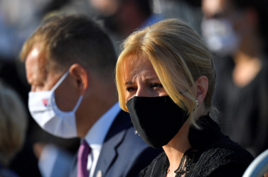 Meghalt Zuzana Čaputová apja, Štefan Strapák