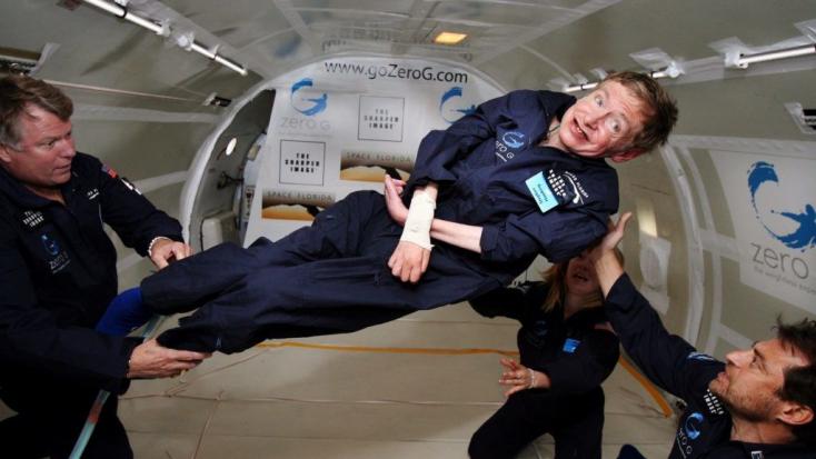 Stephen Hawking rendkívüli élete fotókban