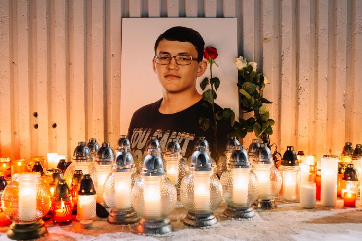 Dunaszerdahelyen és más szlovákiai magyar városokban is megemlékezést tartanak a Kuciak-gyilkosság évfordulóján