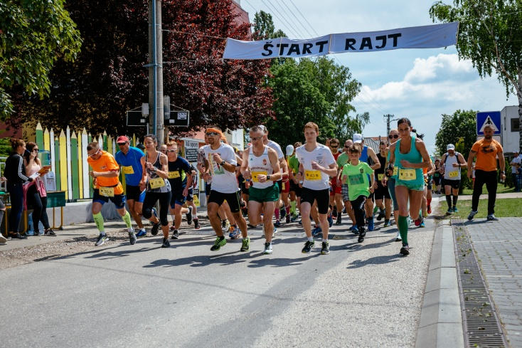 Rekordszámú részvétel a nyárasdi futóversenyen