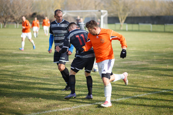 DS AG Sport (VI.) liga, 14. forduló: Vert helyzetből álltak talpra a kisudvarnokiak - FOTÓK