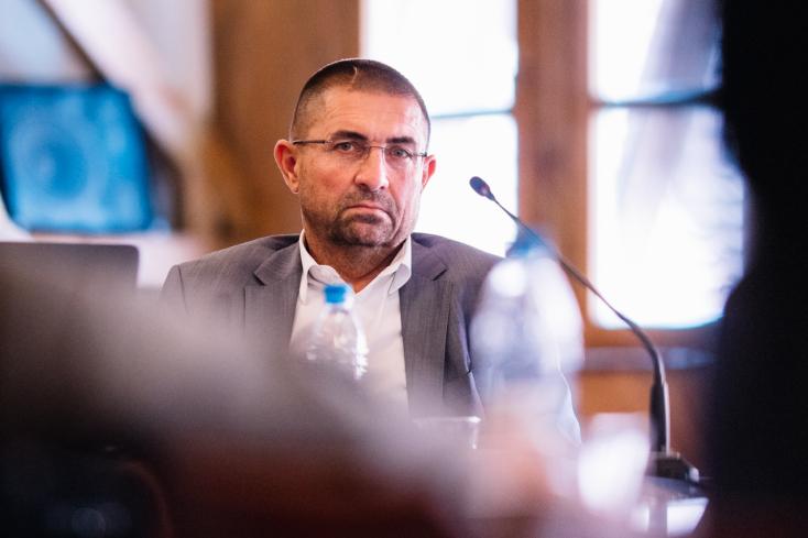 Horváth Zoltán szerint 10 év után változás kell Dunaszerdahelyen