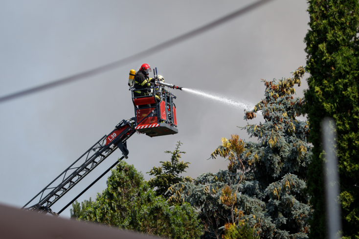 Megmutatjuk, mennyit dolgoztak tavaly a dunaszerdahelyi és a galántai járási tűzoltók!