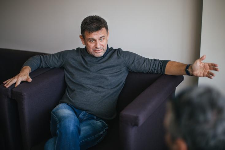 Sólymos László semlegesen értékeli Ján Budaj eddigi tevékenységét a zöldtárca élén