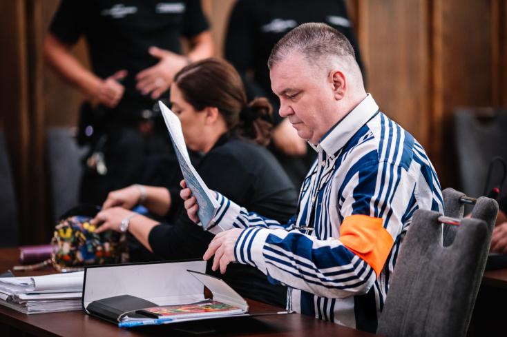 Sátor-gyilkosság: 25 évre súlyosbították a csicsói Zakál Ferenc büntetését