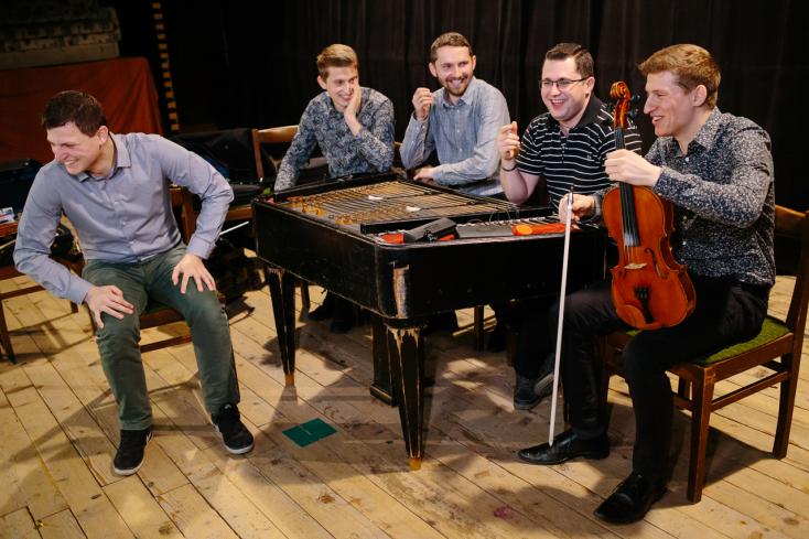Pósfa zenekar: Amikor a zene szeretete megnyilvánul a színpadon