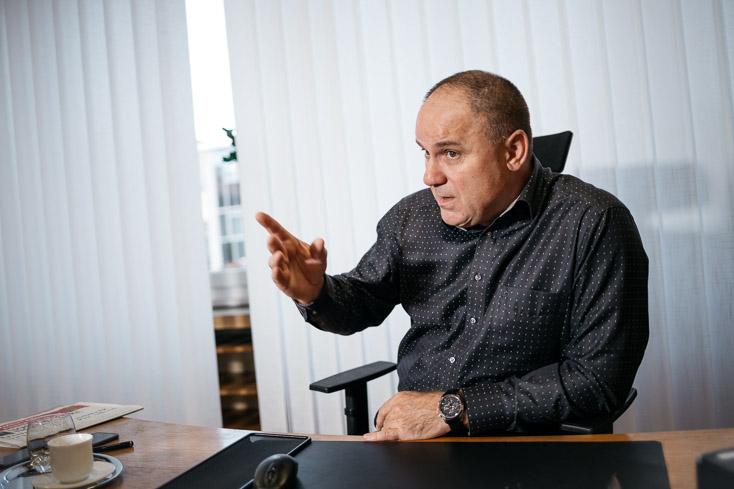 Morvay György: Szeretném visszaállítani a járási hivatal tekintélyét!