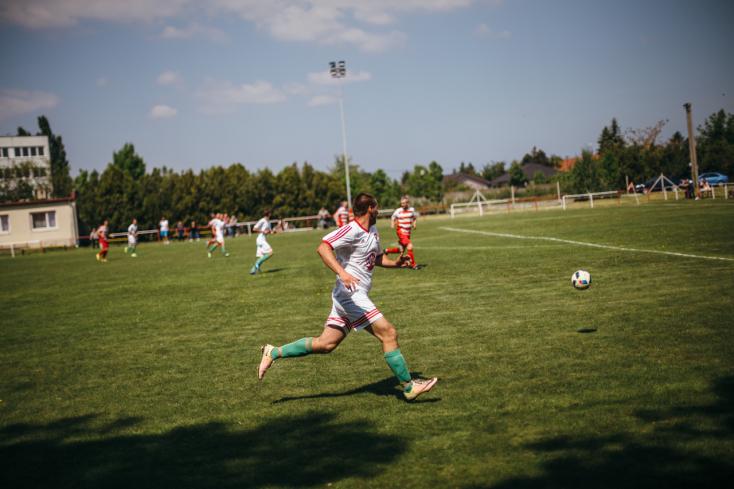 VII. liga, 26. forduló: Nyékvárkonyon a végjáték döntött – KÉPGALÉRIA