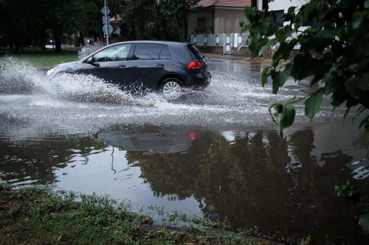 Ekecsen, Légen és Dióspatonyban izomból tombolt a vihar