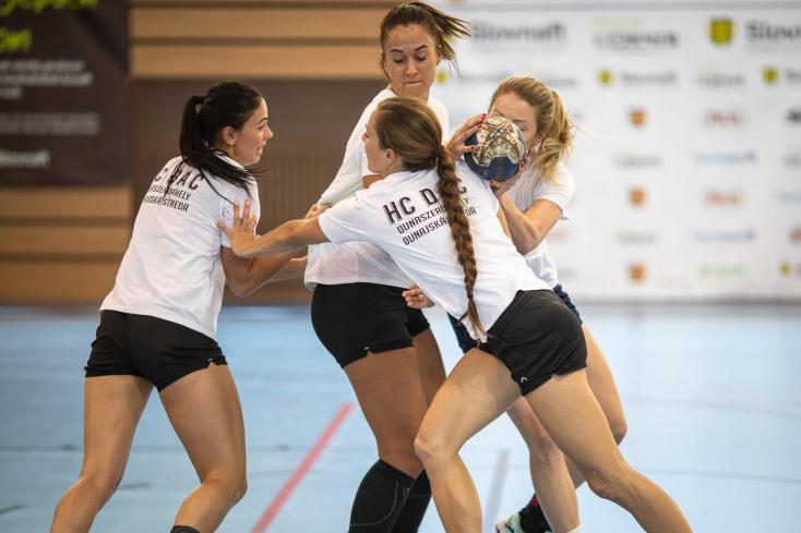 Első hazai edzőmeccsére készül a HC DAC női kézilabdacsapat