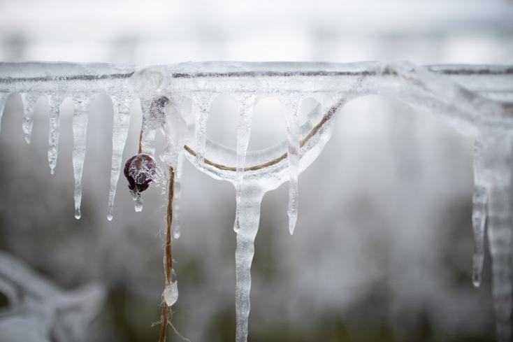 Irgalmatlanul hideg volt szombat hajnalban a Rimaszombati járásban