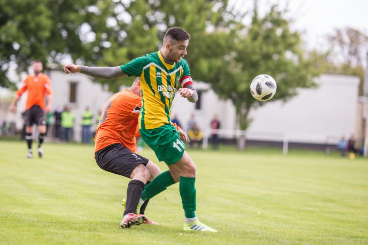Nyugat-szlovákiai IV. liga, Délkeleti csoport, 1. forduló: 700 néző, lévai diadal Ipolyságon