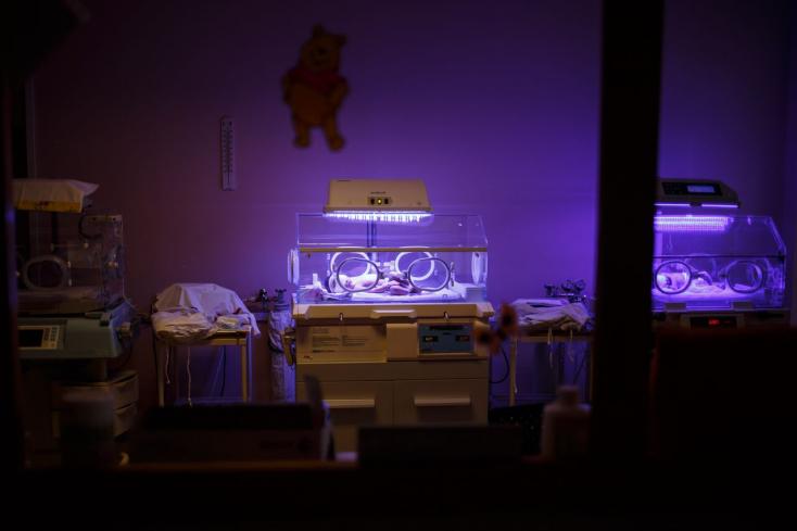 A bölcsőhalál esélyét csökkentő készülékeket kapott a dunaszerdahelyi kórház