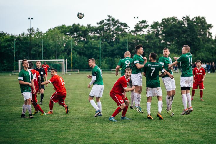 Nyugat-szlovákiai V. liga, déli csoport, 24. forduló: Hodosi győzelem Nagyabonyban – FOTÓK