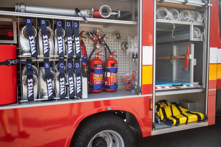 Két embert hoztak ki az önkéntes tűzoltók az égő házból, egyikük életét vesztette
