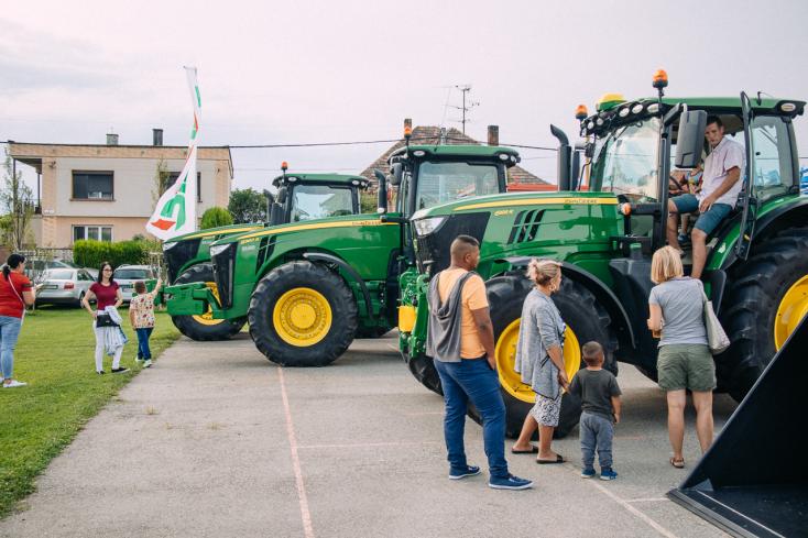 Változtatna a miniszter, veszélybe kerülhet a csallóközi gazdákversenyképessége