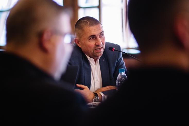 Okos, törődő, környezettudatos Dunaszerdahelyben gondolkodik Horváth Zoltán