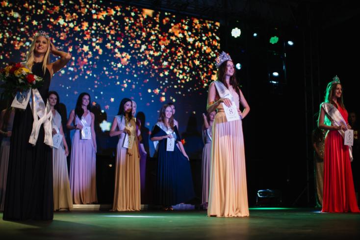 Kurucz Klaudia lett a 2017-es Felvidék Szépe