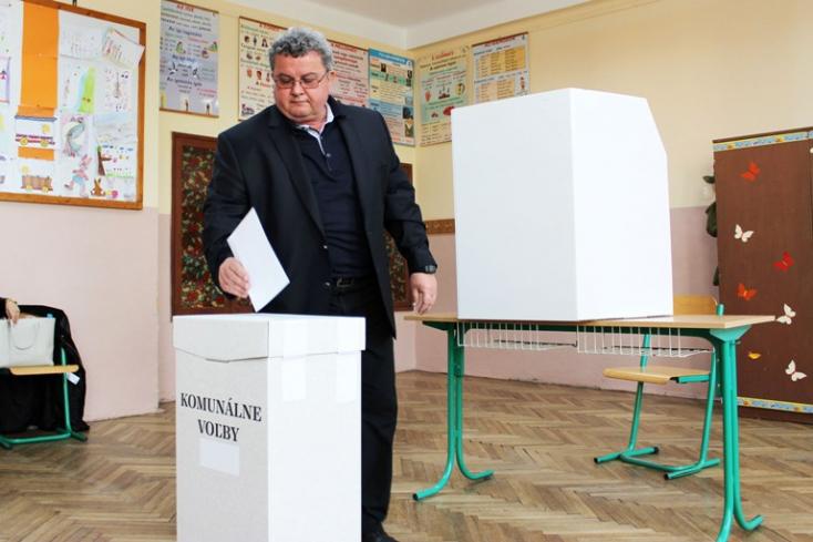 Polgármestert választanak Nádszegen