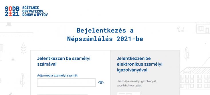 Elkezdődött a 2021-es népszámlálás, már kitölthető a népszámlálási ív