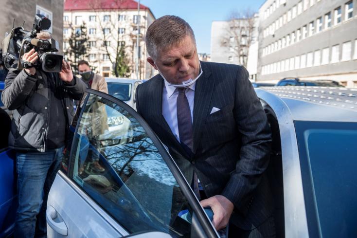 Fico szerint nincs az a bíróság, amely Szlovákiában elítélné Dušan Kováčikot