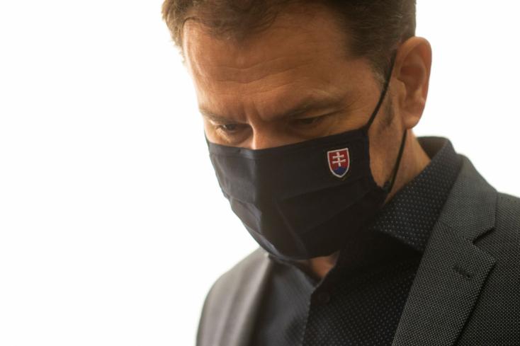 A borzalmas szlovákiai járványhelyzet is téma volt az EU-s vezetők online csúcstalálkozóján