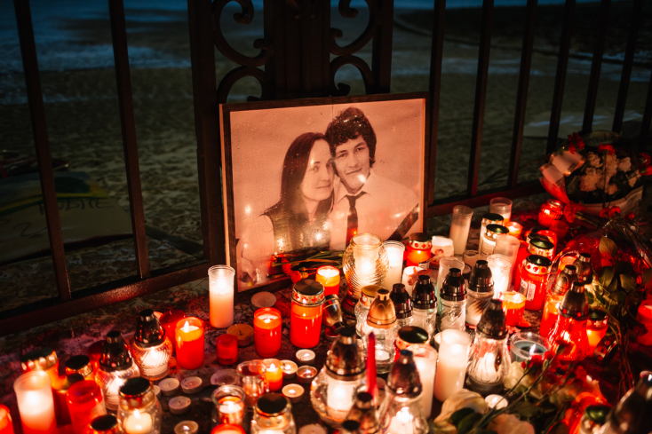 Levelet kaptak a börtönből, gyermekeik egyik gyilkosától Kuciak és Kušnírová szülei!