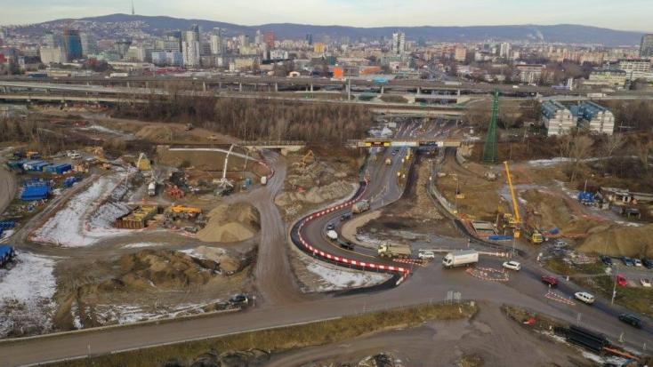 Heteken belül elkezdődhet az R7-es utolsó szakaszának átadása, habár egy kérvény szerint 2022 decemberéig tolnák ki az építkezés végét