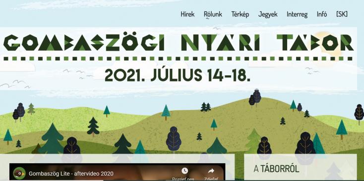 Idén a rendes időpontban, de a tervezettnél két nappal rövidebb lesz a Nyári Gombaszögi Tábor, egyelőre csak ezer napi résztvevővel számolnak