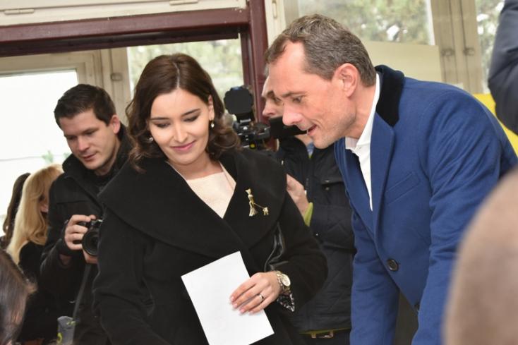 Procházka kissé ciki helyzetbe került szavazás előtt