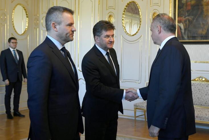 Lajčák döntött, marad külügyminiszter!