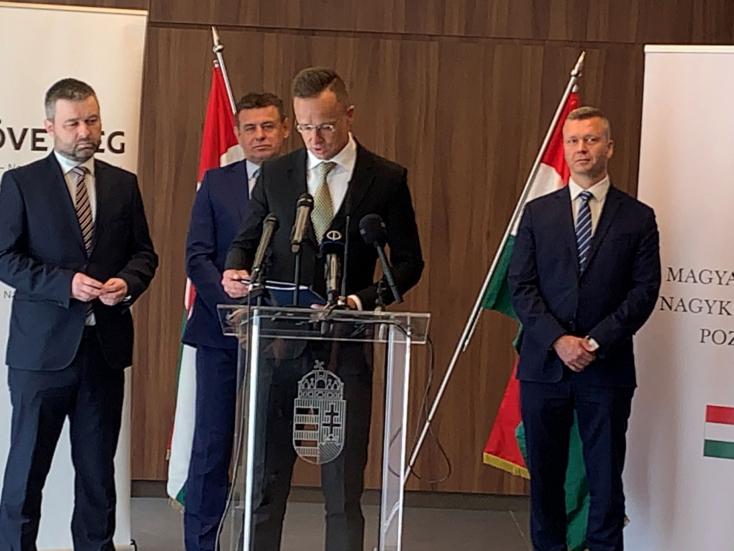 Június 24-étől megszűnik az ellenőrzés a magyar határon, megnyílik minden szlovák-magyar határátkelő