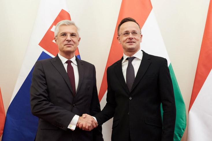Szlovákia a megfelelő helyen fog állni a cseh-orosz konfliktus kapcsán