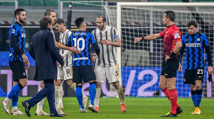 Serie A: Az Internazionale a BL-indulást is elveheti a Juventustól