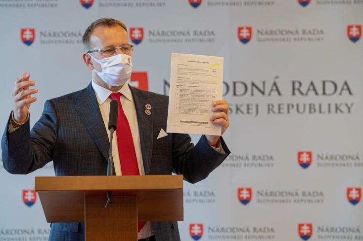 Boris Kollár nem mond le, szerinte csak 24,45 százalékos egyezést mutat a diplomamunkája