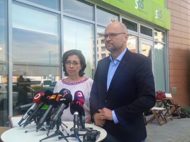 Frissítve: Lemondásra szólították fel az SaS képviselői Boris Kollárt; a Sme rodina elnöke korábban kijelentette: nem mond le