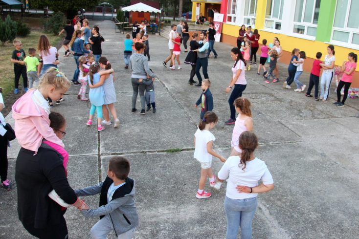 Rákóczis tábor a szabadságharc jegyében Csiliznyáradon