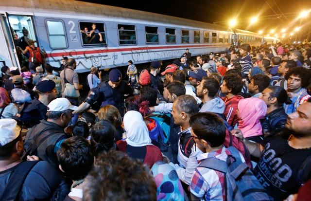 Elfogytak az illegális migránsok az Európai Bizottság szerint