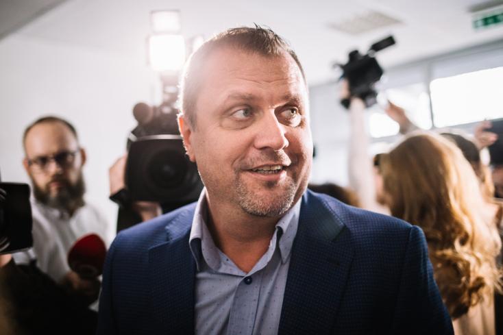 A hidas képviselő szerint Matovič megfutamodott, hogy mentse pozícióját