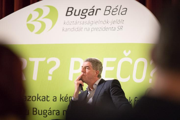 A Híd Čaputovát támogatja az elnökválasztás második fordulójában