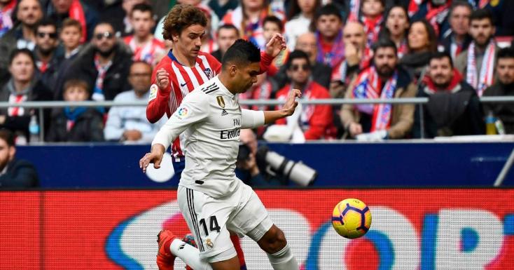 La Liga: Real-siker a madridi derbin